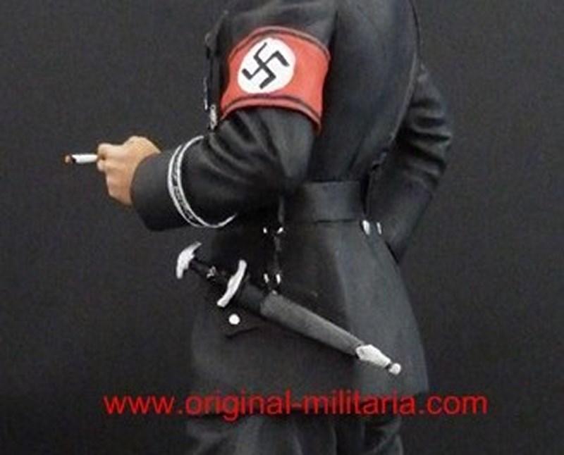 """SS Sturmscharführer de la """"Leibstandarte Adolf Hitler-LAH"""""""